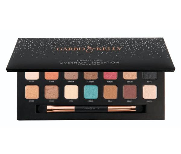 image of Garbo & Kelly Overnight Sensation Eyeshadow Palette